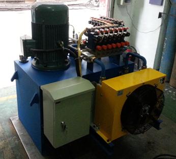 中海油ROV深潜机器人功能测试系统